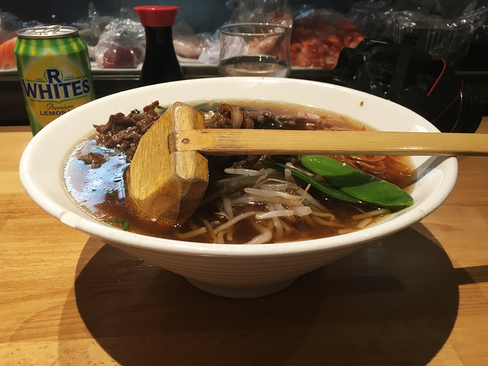 Japanese Soup in London