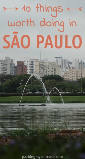 10 things worth doing in São Paulo