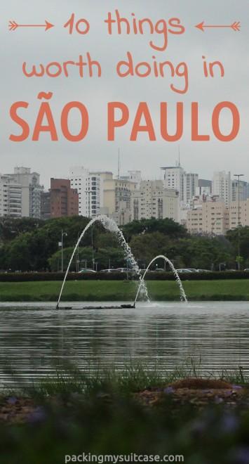 10 things worth doing in São Paulo
