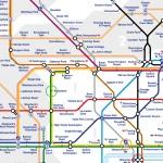 London underground map