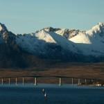 The Fjords, Snow in Tromso