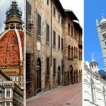 Florence San Gimignano and Siena: 10 romantic one-week European itineraries