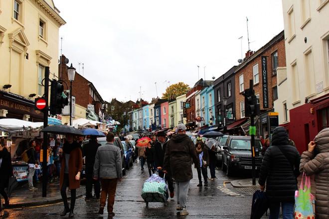 The Portobello Market