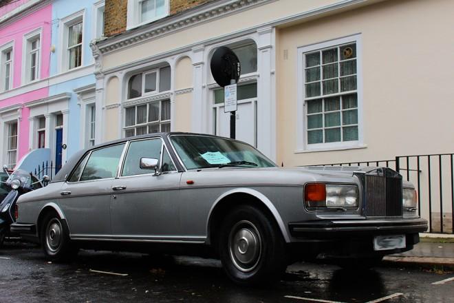 Old Rolls-Royce