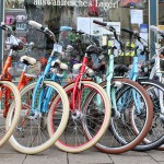 Bikes in Munich