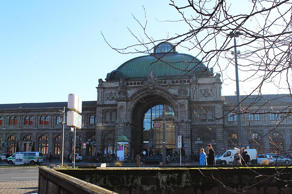 Nuremberg's Hauptbahnhof