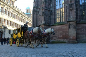 Carriage in Nuremberg