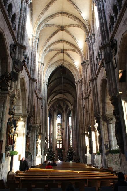 St. Lorenz cathedral, Nuremberg