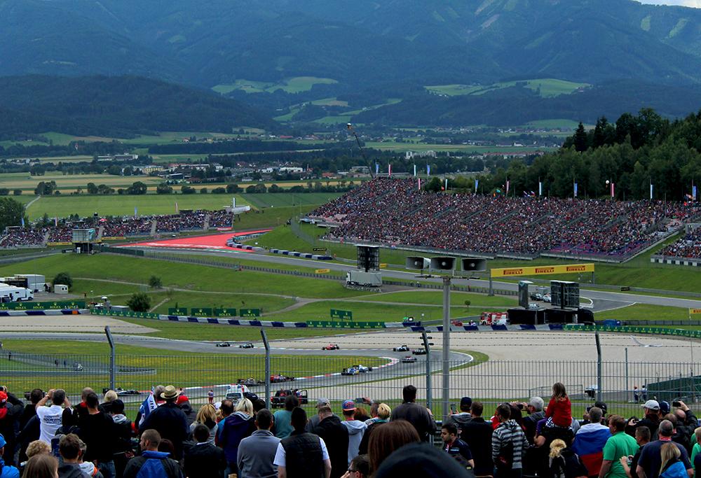 Spielberg Ring, Formula 1 Grand Prix