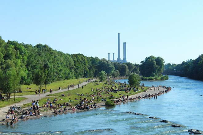 Isar Munich