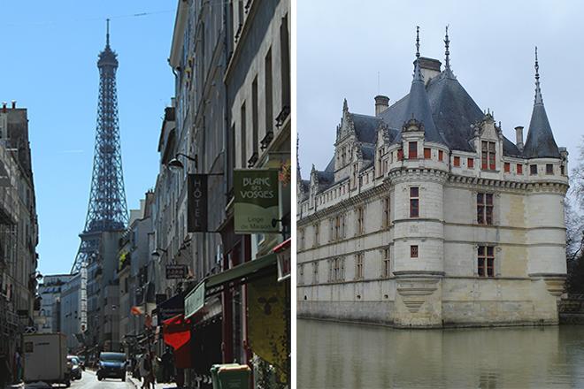 Paris and Valle du Loire: 10 romantic one-week European itineraries