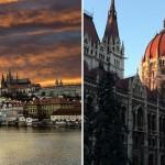 Prague and Budapest: 10 romantic one-week European itineraries