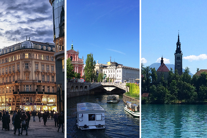 Vienna Ljubljana and Lake Bled: 10 romantic one-week European itineraries