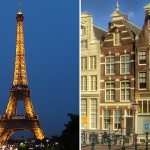 Paris and Amsterdam: 10 romantic one-week European itineraries