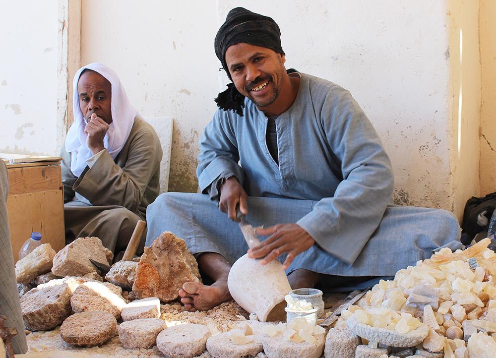 Artisans in Luxor