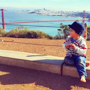 San Francisco by Our Wild Things