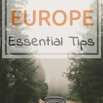 Road tripping Europe