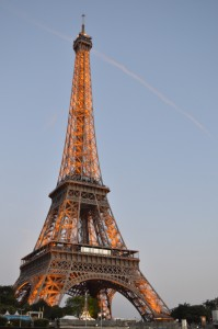 Eiffel Tower, by Europe Diaries
