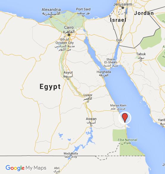 Hamata, Egito