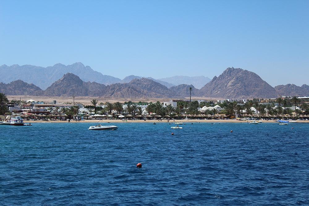 Sharm-El-Sheikh, Sinai Peninsula