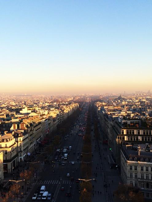 Champs Elysées, Paris