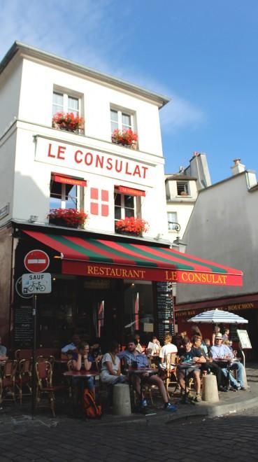 Le Consulat, Montmartre, Paris