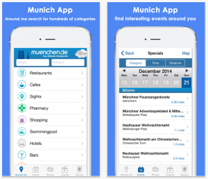 Must have apps in Munich