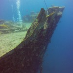 The SS Thistlegorm, Egypt