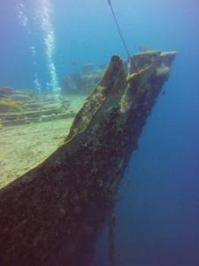 The SS Thistlegorm, Egypt