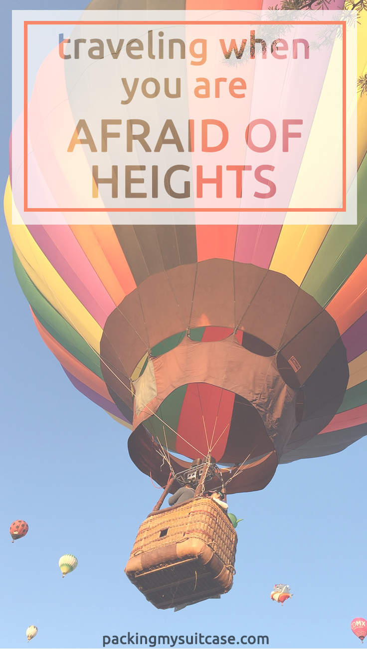 Afraid of heighs