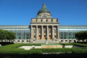 Bayrische Staatskanzlei, Munich