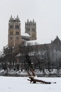 St. Maximilian church, Munich
