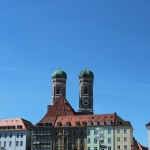 Towers of the Frauenkirche, Munich