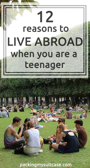 Live #abroad