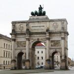 Siegestor, Munich