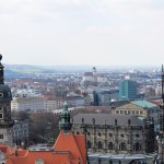 Dresden from above