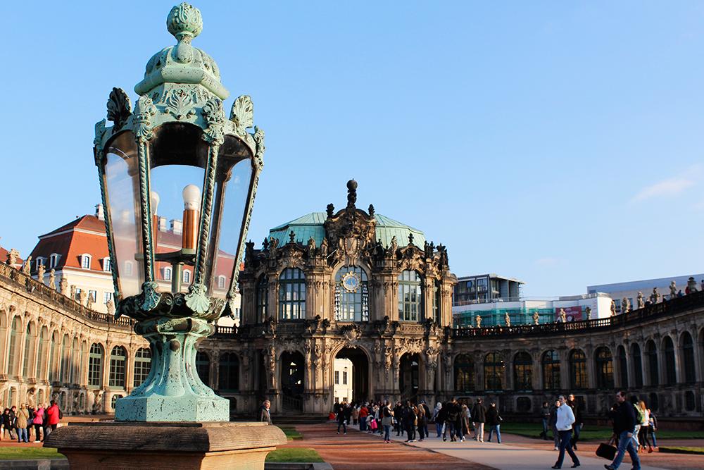 Zwinger, Dresden
