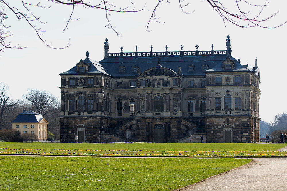 Dresden Great Garden