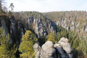Saxon Switzerland, Germany