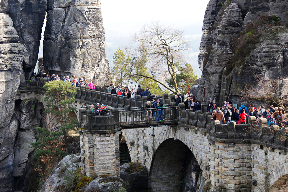 bastei bridge 1920x1080 - photo #11