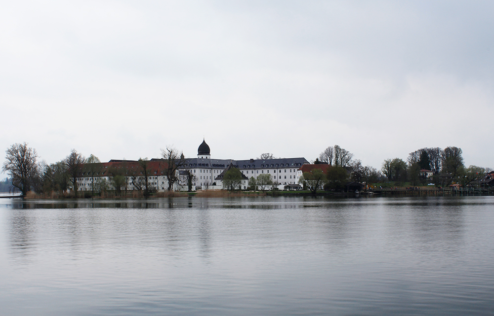 Fraueninsel, Chiemsee, Germany