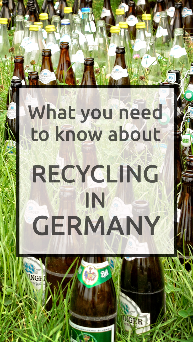What you need to know about recycling in Germany