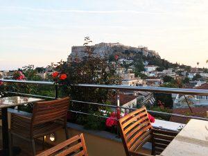 Electra Roof Garden, Athens