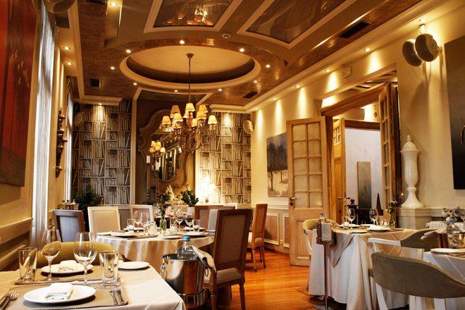 Aleria Restaurant, Athens