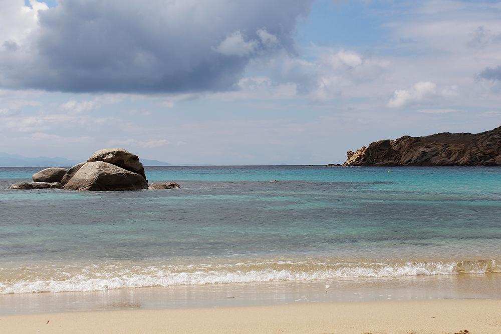 Paraga Beach, Mykonos