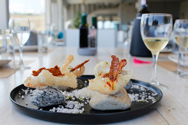 Nesaea: Greek gourmet food in Mykonos
