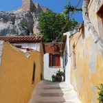 Plaka and the Acropolis, Athens
