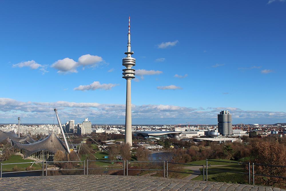 Olympic Park, Munich