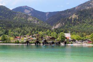 Walchensee, Bayern