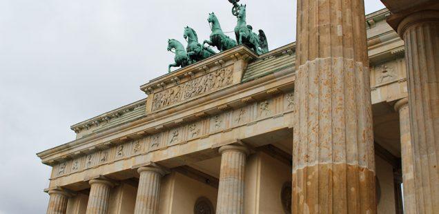The Brandenburg Gate, Berlin